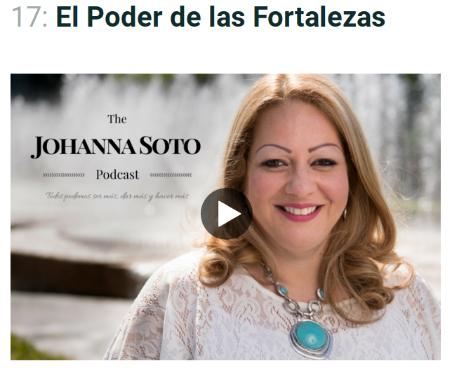 Podcast Johanna Soto Ledership.net